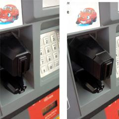 Gas Pump Skimmer